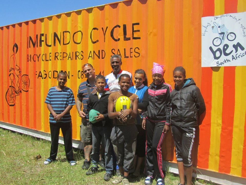 Imfundo Cycles in Lavender Hill