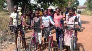 Rebuilding a Country with Bicycles