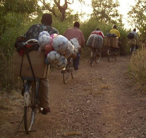 Transportation In Ghana