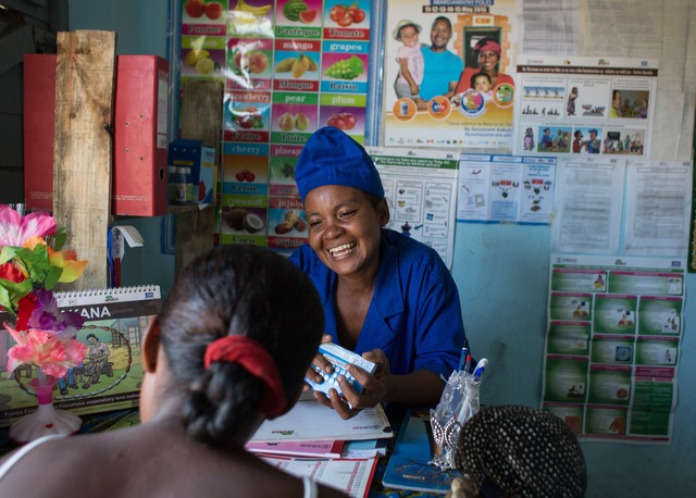 Zondia Helena Nirisoa Photographer Robin Hammond for the JSIMAHEFA Program, USAIDMadagascar
