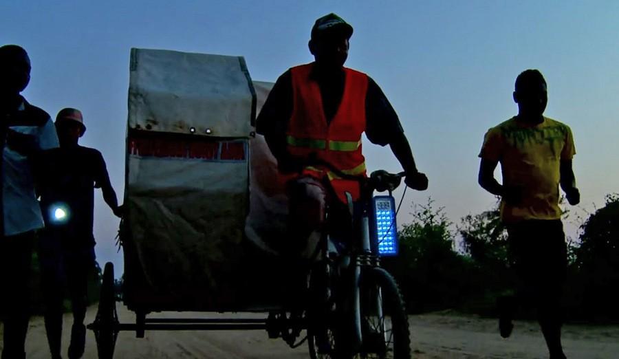 yvette - Bikes for the World