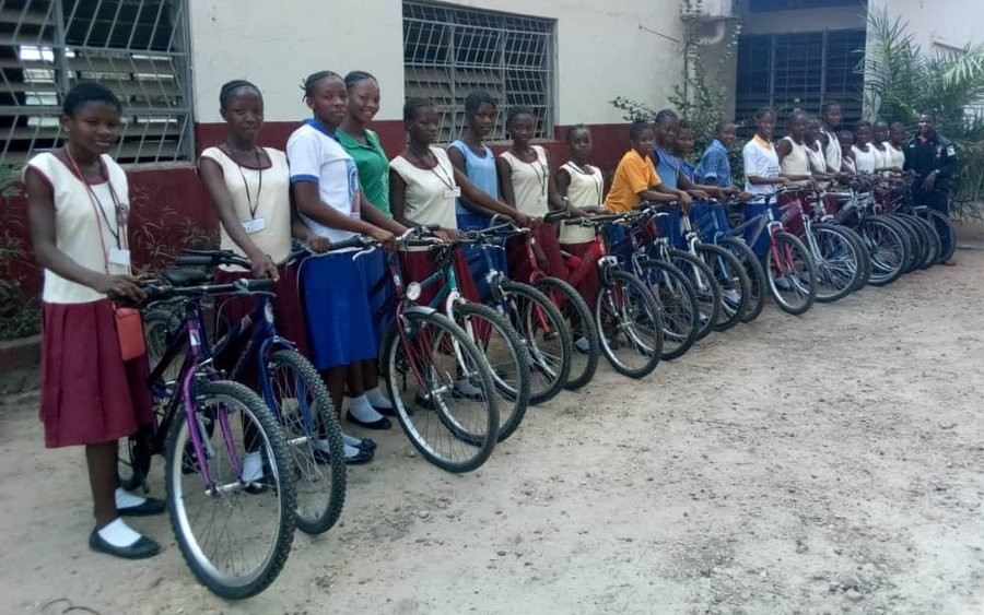 Bikes for Education: It Adds Up